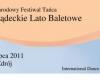 Międzynarodowy Festiwal Tańca XIII Lądeckie Lato Baletowe