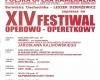 XIV Festiwal Operowo-Operetkowy  w Ciechocinku